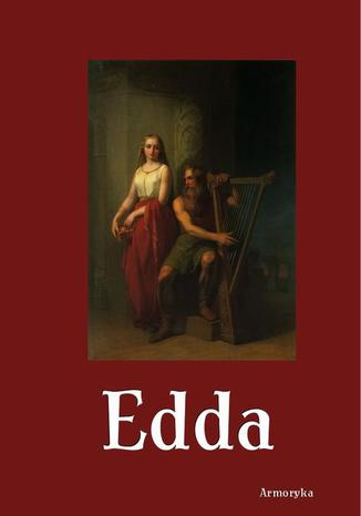Okładka książki Edda reprint