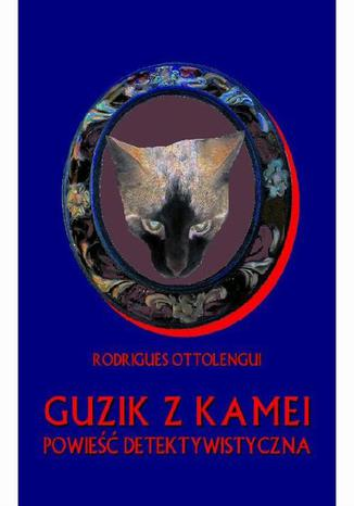 Okładka książki Guzik z kamei