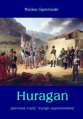 Okładka książki Huragan
