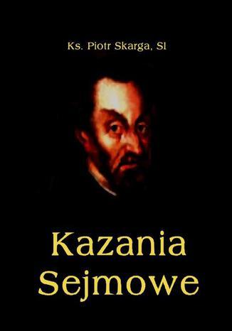 Okładka książki/ebooka Kazania Sejmowe