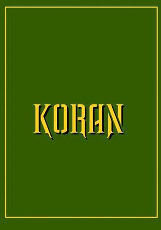 Okładka książki/ebooka Koran