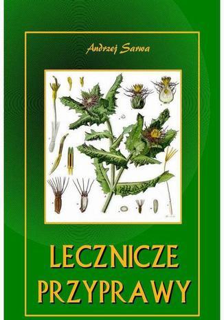 Okładka książki Lecznicze przyprawy