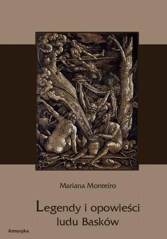 Okładka książki Legendy i opowieści ludu Basków