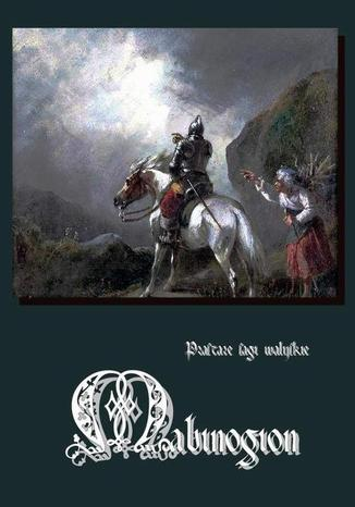 Okładka książki Mabinogion - prastare sagi walijskie