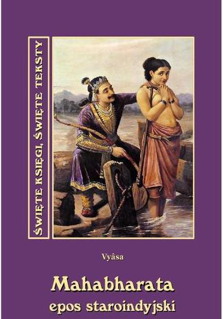 Okładka książki Mahabharata Epos indyjski