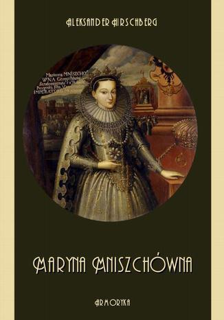 Okładka książki Maryna Mniszchówna