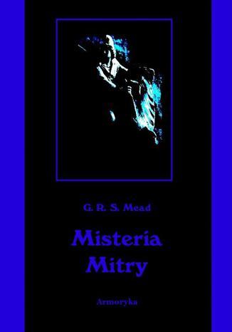 Okładka książki Misteria Mitry