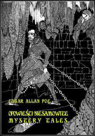 Okładka książki/ebooka Opowieści niesamowite. Mystery Tales