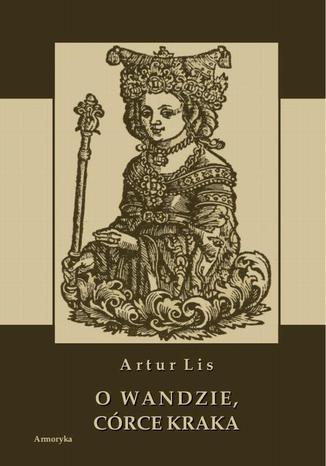 Okładka książki O Wandzie, córce Kraka