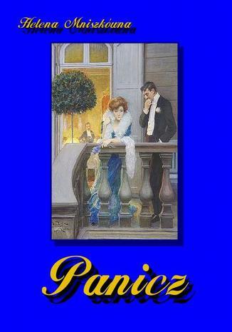 Okładka książki Panicz romans tragiczny