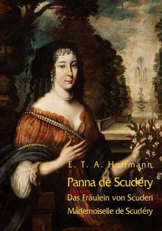 Okładka książki Panna de Scudery