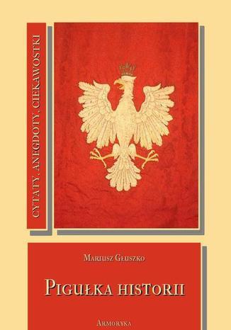 Okładka książki Pigułka historii