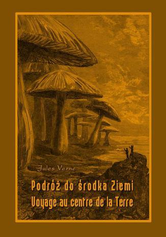 Okładka książki Podróż do środka Ziemi. Voyage au centre de la Terre