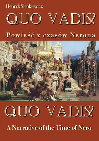 Ebook Quo vadis? A Narrative of the Time of Nero