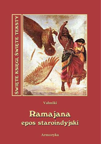 Okładka książki Ramajana Epos indyjski