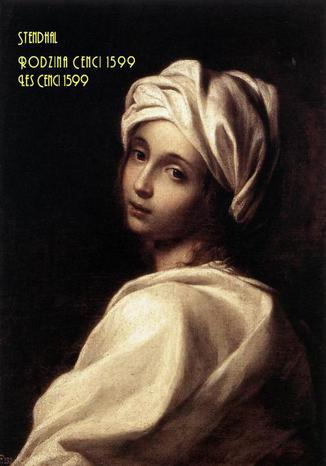 Okładka książki/ebooka Rodzina Cenci 1599