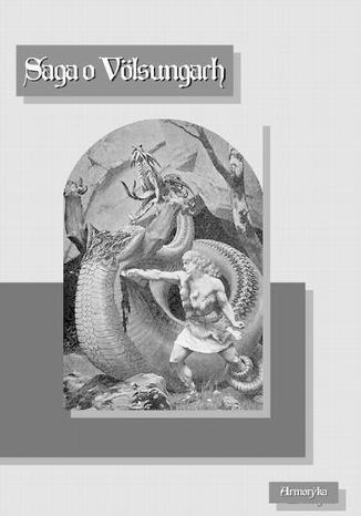 Okładka książki Saga o Volsungach