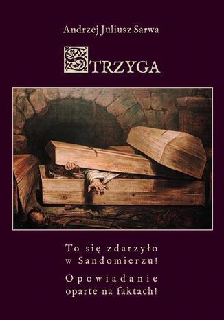 Okładka książki Strzyga. Opowieść niesamowita