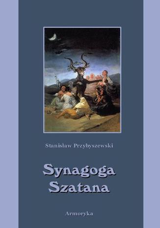 Okładka książki Synagoga Szatana