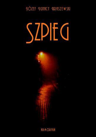 Okładka książki Szpieg