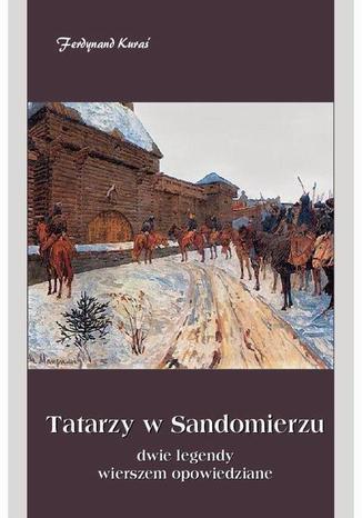 Okładka książki Tatarzy w Sandomierzu