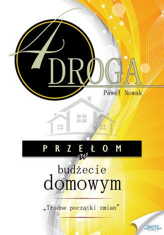 Okładka książki/ebooka CZWARTA DROGA. Przełom w budżecie domowym