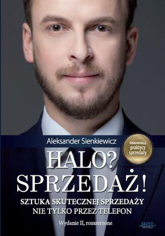 Okładka książki/ebooka Halo? Sprzedaż!