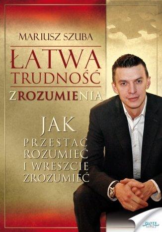 Okładka książki/ebooka Łatwa trudność zROZUMIEnia