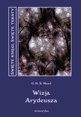 Okładka książki Wizja Arydeusza