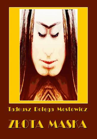 Okładka książki Złota maska