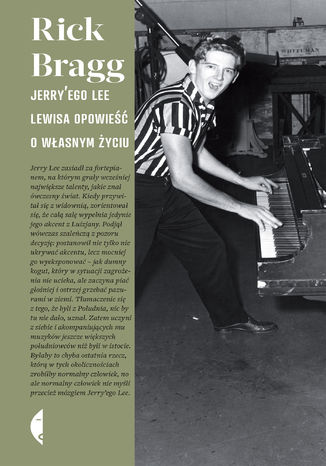 Okładka książki Jerry'ego Lee Lewisa opowieść o własnym życiu