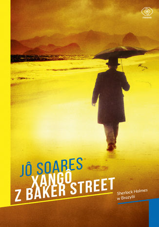 Okładka książki Xango z Baker Street