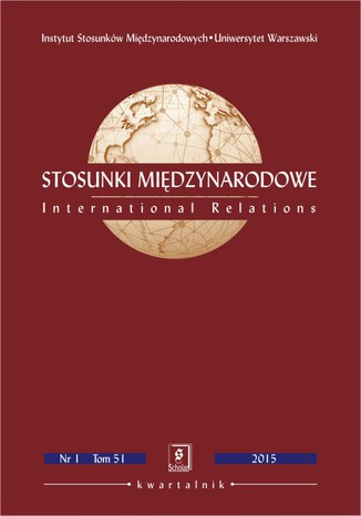 Stosunki Międzynarodowe nr 2(51)/2015