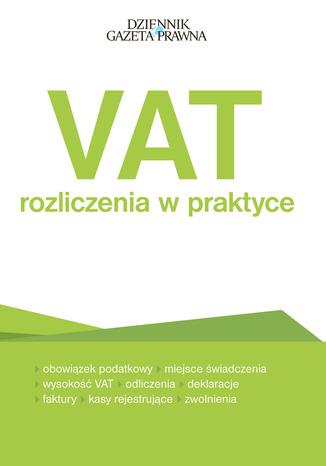 Okładka książki/ebooka VAT rozliczenia w praktyce