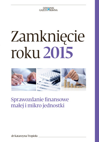 Okładka książki Zamknięcie roku 2015