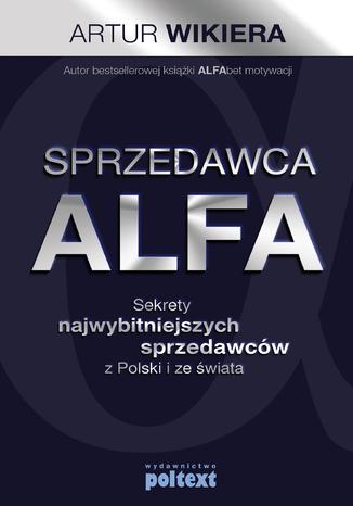 Okładka książki Sprzedawca Alfa