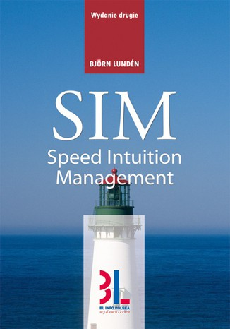 Okładka książki SIM-Speed Intuition Management. Nowoczesny sposób zarządzania