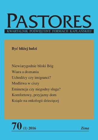 Okładka książki Pastores 70 (1) 2016