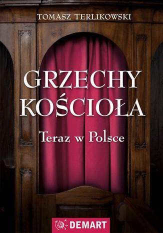 Okładka książki/ebooka Grzechy kościoła