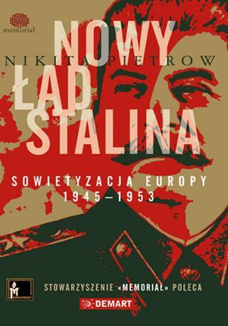 Okładka książki/ebooka Nowy ład Stalina