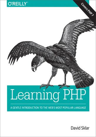 Okładka książki Learning PHP. A Gentle Introduction to the Web's Most Popular Language