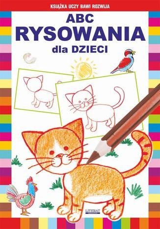 Okładka książki ABC rysowania dla dzieci