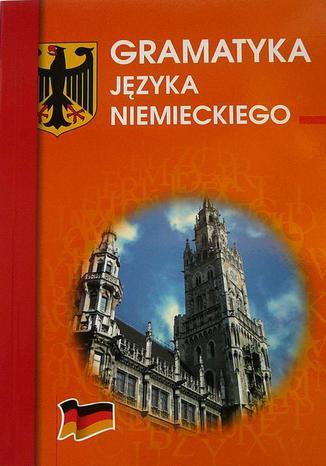 Okładka książki/ebooka Gramatyka języka niemieckiego
