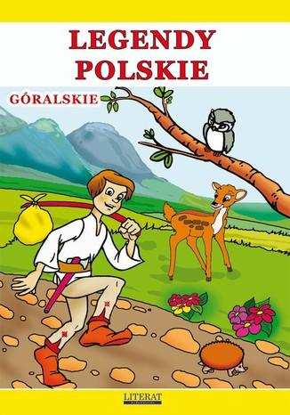 Okładka książki/ebooka Legendy polskie  góralskie