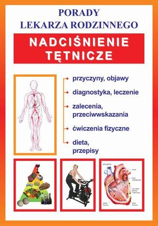 Okładka książki Nadciśnienie tętnicze. Porady lekarza rodzinnego