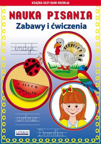 Okładka książki/ebooka Nauka pisania Zabawy i ćwiczenia. Indyk