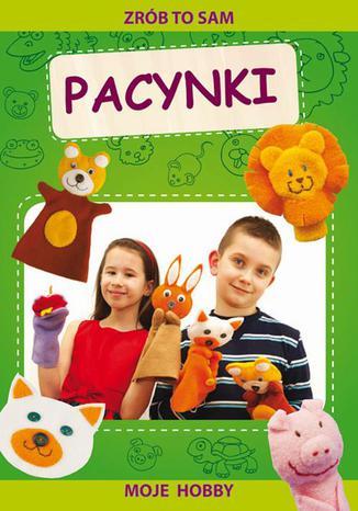 Okładka książki Pacynki. Moje hobby