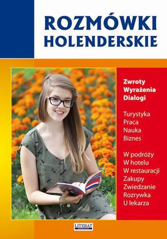 Okładka książki/ebooka Rozmówki holenderskie