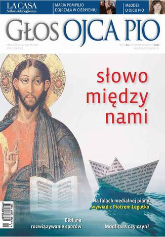 Okładka książki/ebooka Głos Ojca Pio nr 6 (84) listopad/grudzień 2013