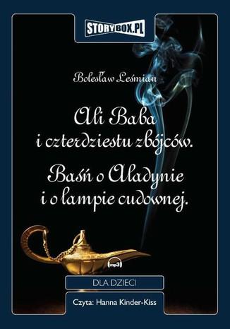 Okładka książki Ali Baba i czterdziestu zbójców. O Aladynie i lampie cudownej